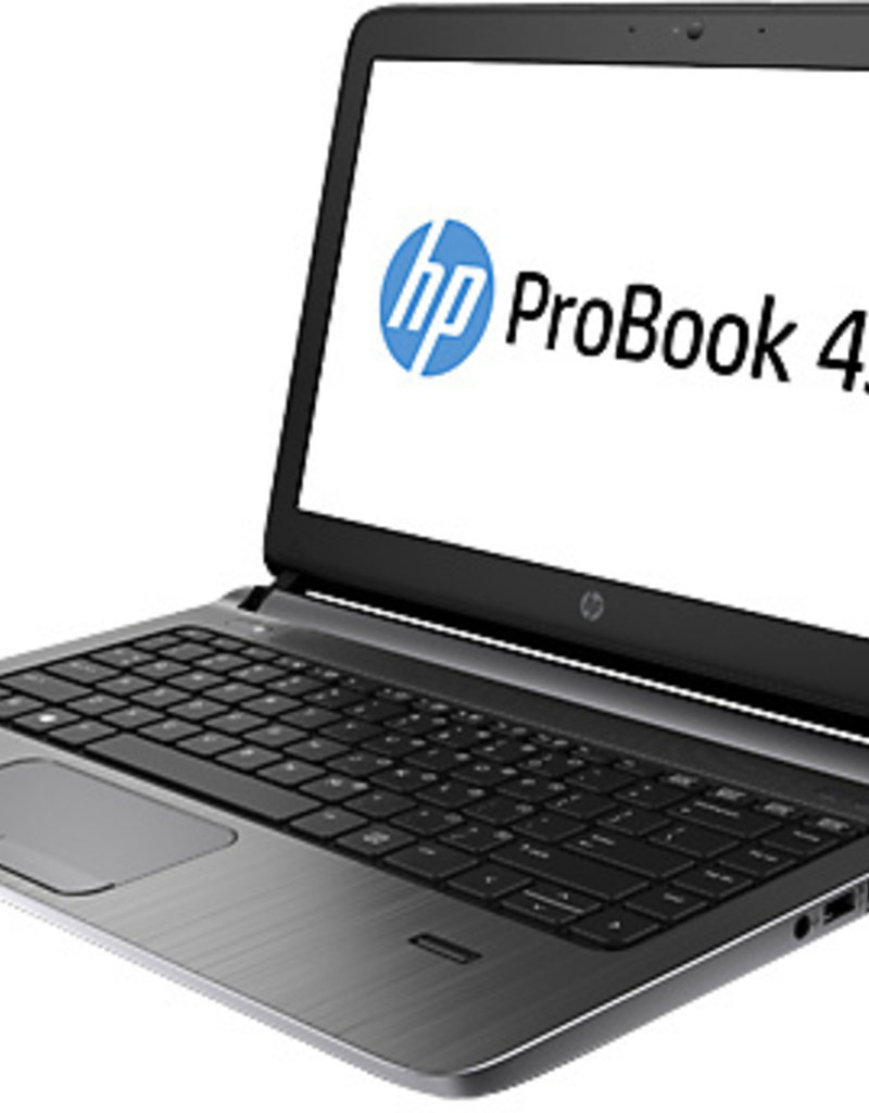 Hewlett Packard HP Probook 430 G3 - i5 6e gen - 128 Gb SSD en 4 Gb geheugen (uitbreidingsopties aanwezig) - marge artikel