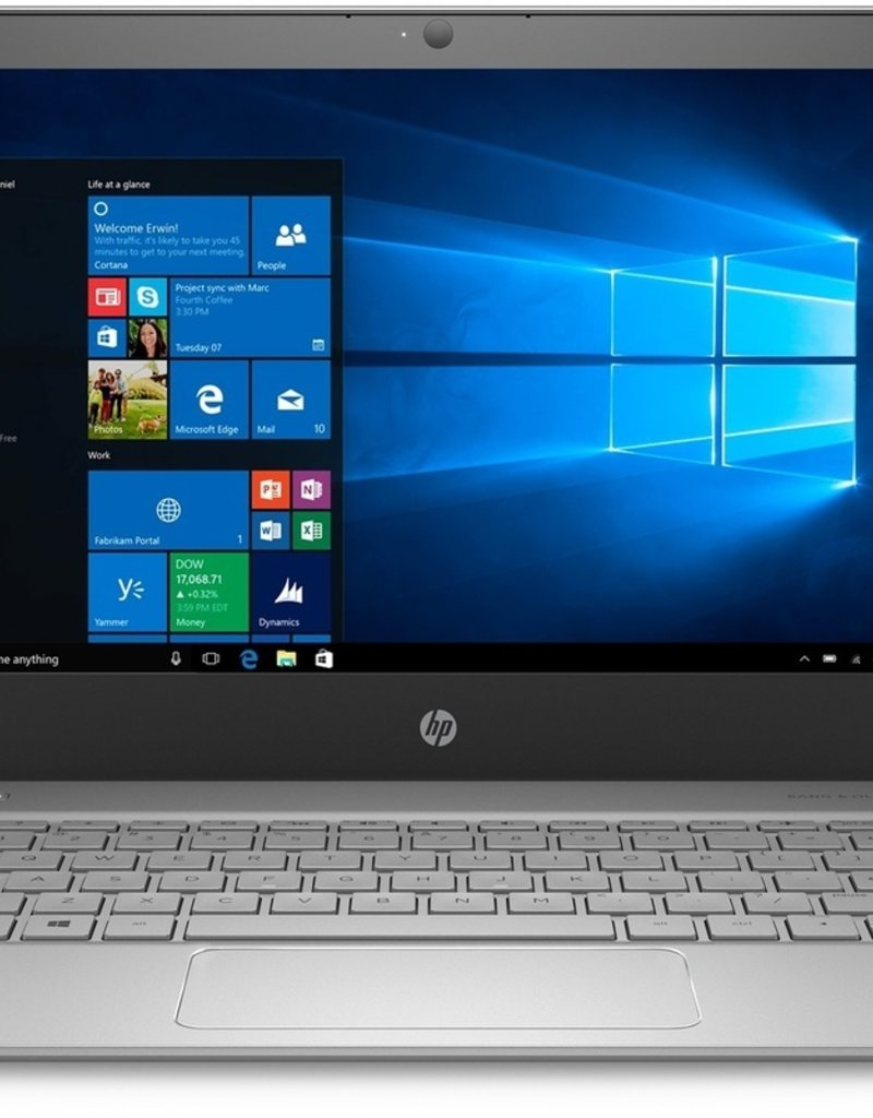 Hewlett Packard HP ENVY 13,3 inch Full HD - i5 6200U -128 Gb SSD - 4 Gb ram - win10 -