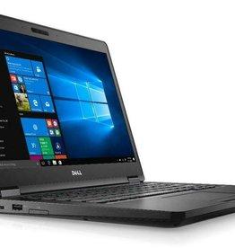 Dell Latitude E5470 i5 6300U - met azerty toetsenbord 14 inch 1920x1080 (full hd) TOUCHSCREEN - 8 Gb Ram - 256 Gb SSD