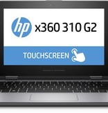 Hewlett-Packard HP x360 - TOUCHSCREEN - Bang & Olufsen - 128GB SSD - 12,5 inch - windows 10