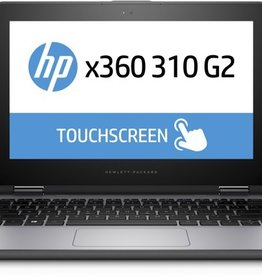 Hewlett-Packard HP x360 - TOUCHSCREEN - Bang & Olufsen - 128GB SSD - 12,5 inch - windows 10