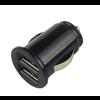 Auto Adapter 1A 2x USB