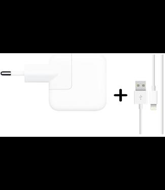 Apple 12W USB Thuislader + Lightning Kabel