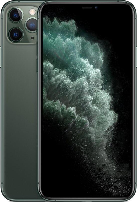 Apple Refurbished Apple iPhone 11 Pro Max 256GB Middernachtgroen