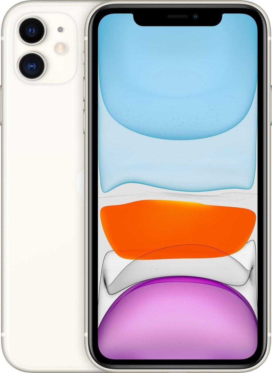 Apple Refurbished iPhone 11 128GB Wit