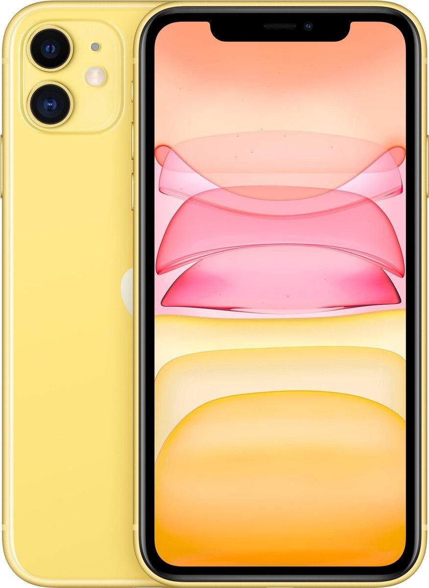 Apple Refurbished Apple iPhone 11 128GB Geel