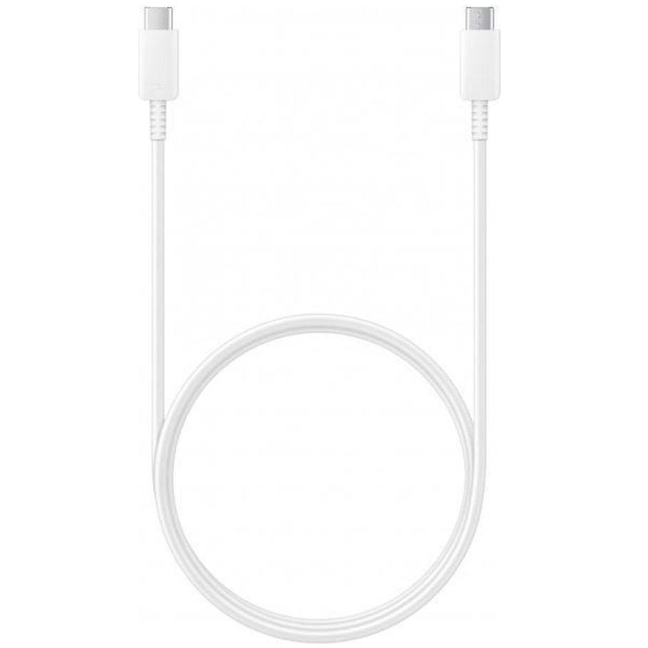 Samsung Originele Samsung USB C naar USB C oplaadkabel Wit 1m