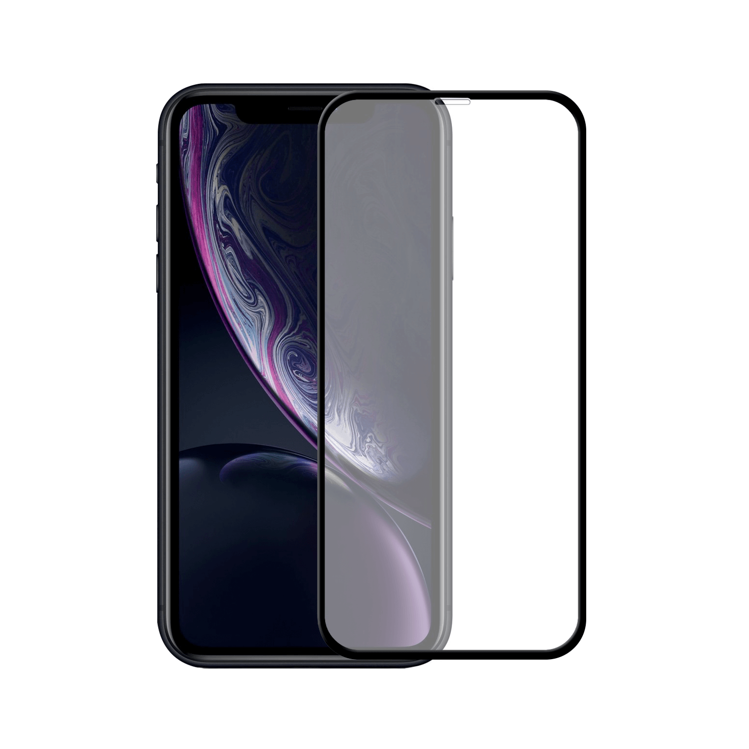 Apple Iphone 11/XR Tempered Glass 10D