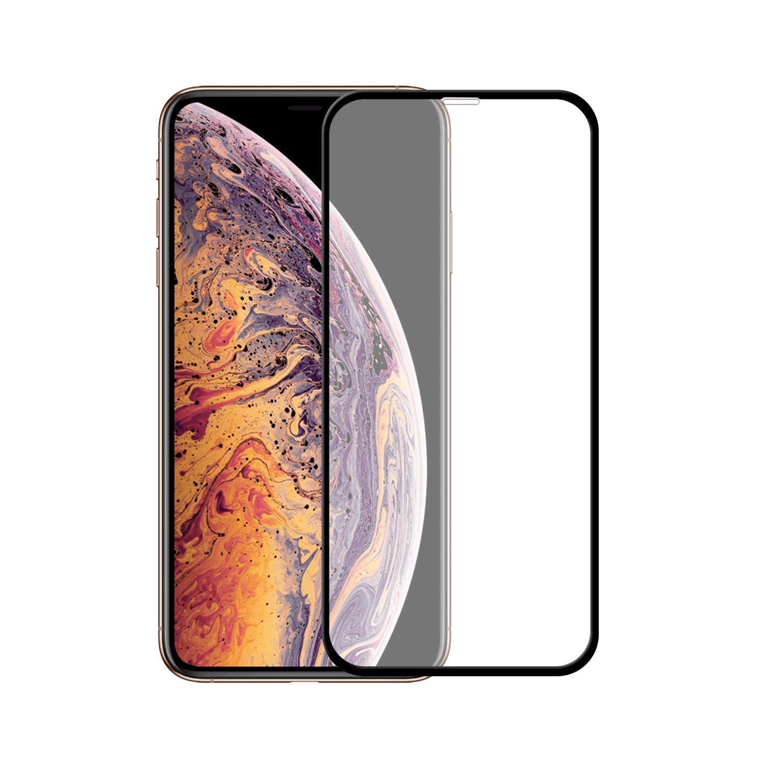Apple Iphone XS Max/11 Pro Max Tempered Glass 10D