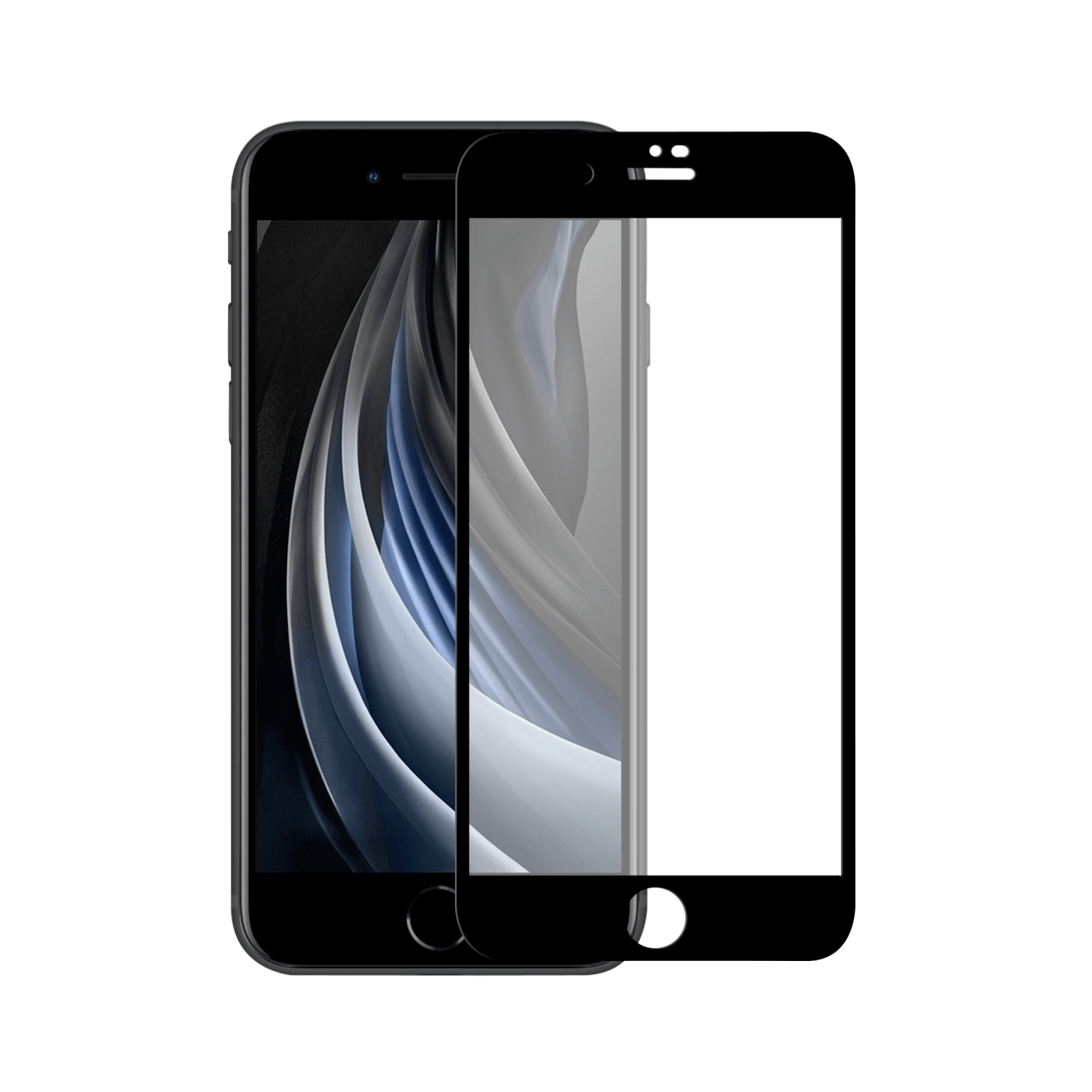 Apple Iphone SE 2020 Tempered Glass 10D