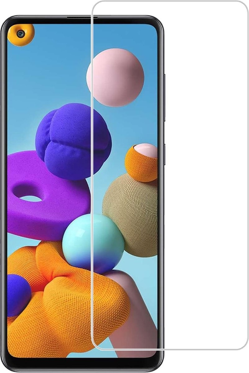 Samsung Galaxy A21s Tempered Glass