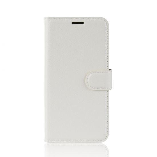 Apple Iphone X/XS Book Case White