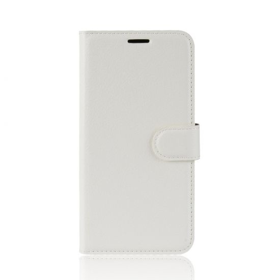 Apple Iphone XR Book Case White