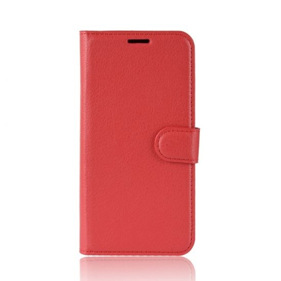 Apple Iphone Xs Max Book Case Red