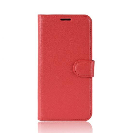 Apple Iphone 8 Plus Book Case Red