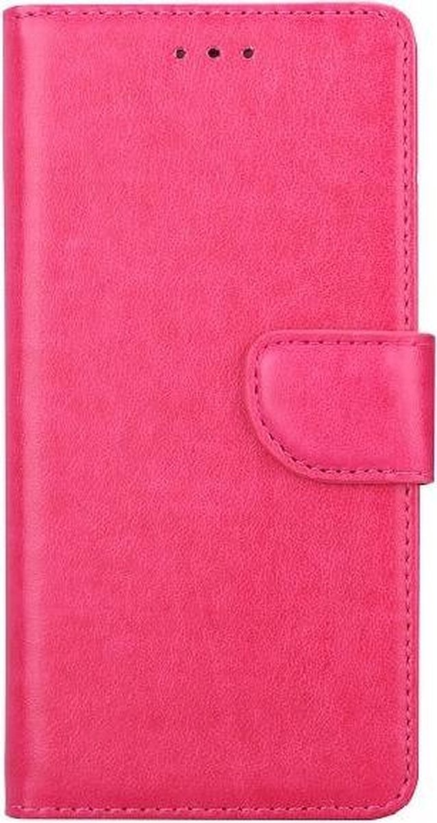 Iphone XR Book Case Pink