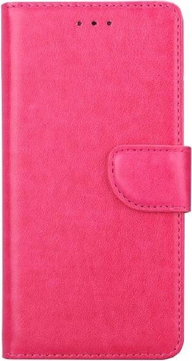 Iphone 8 Plus Book Case Pink