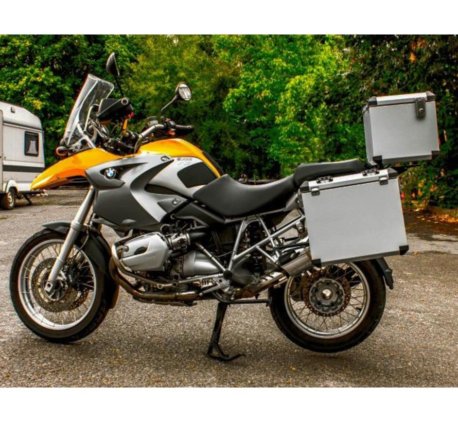 Panniersystem for the R1200GS/GSA 2004-2012