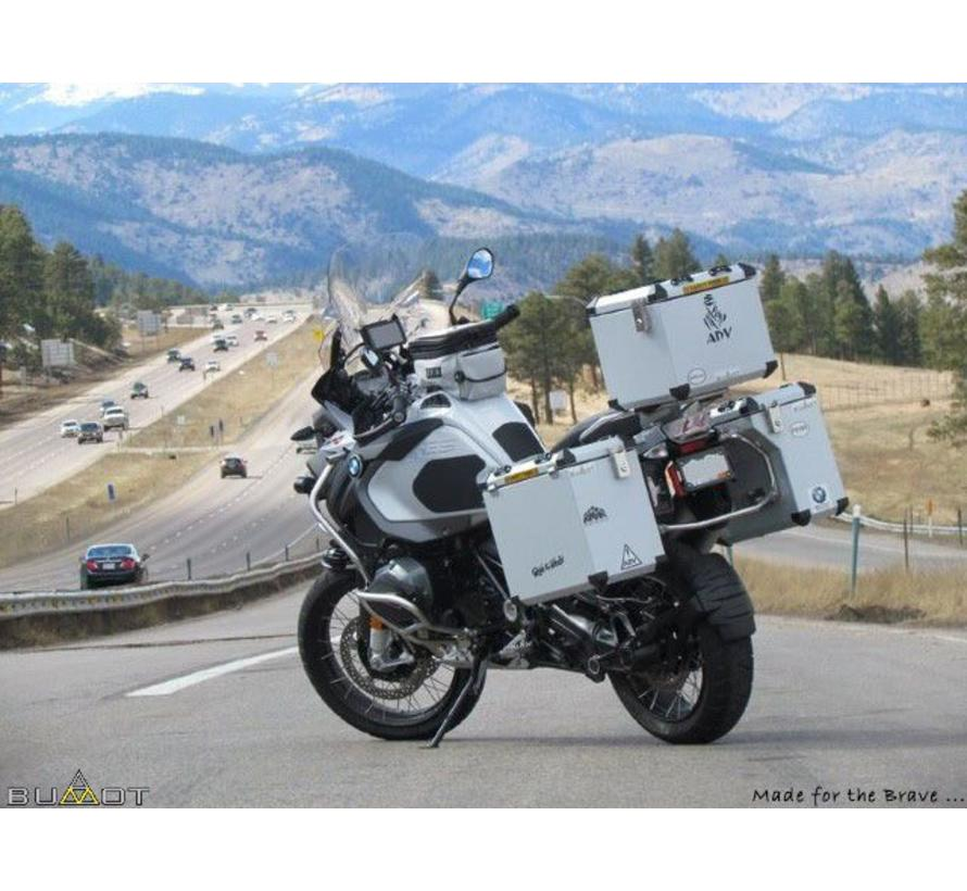 Panniersystem for the R1200 / 1250 GS/GSA LC 2013-