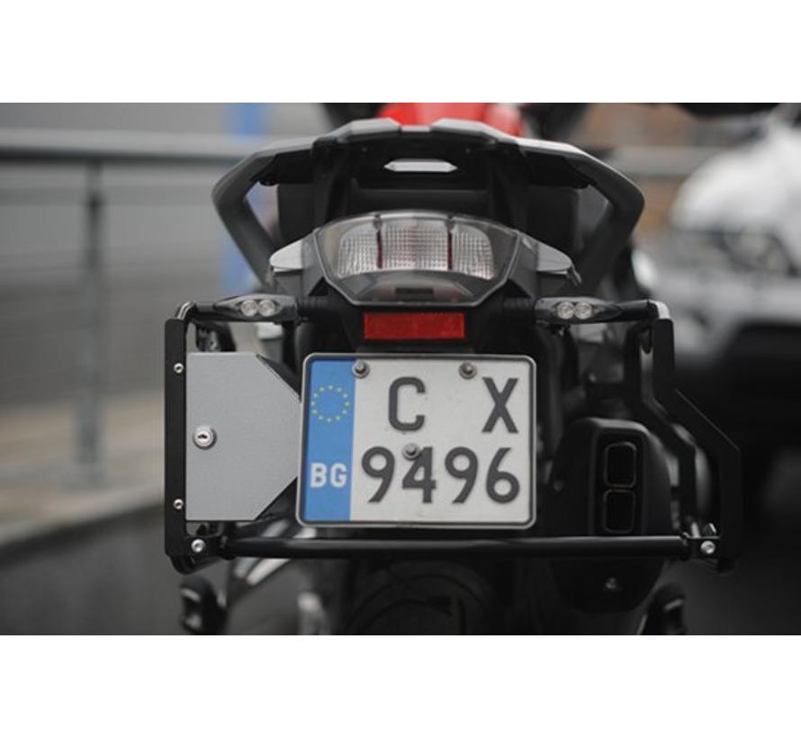 Zijkoffersysteem voor de R1200 / 1250 GS/GSA LC 2013-