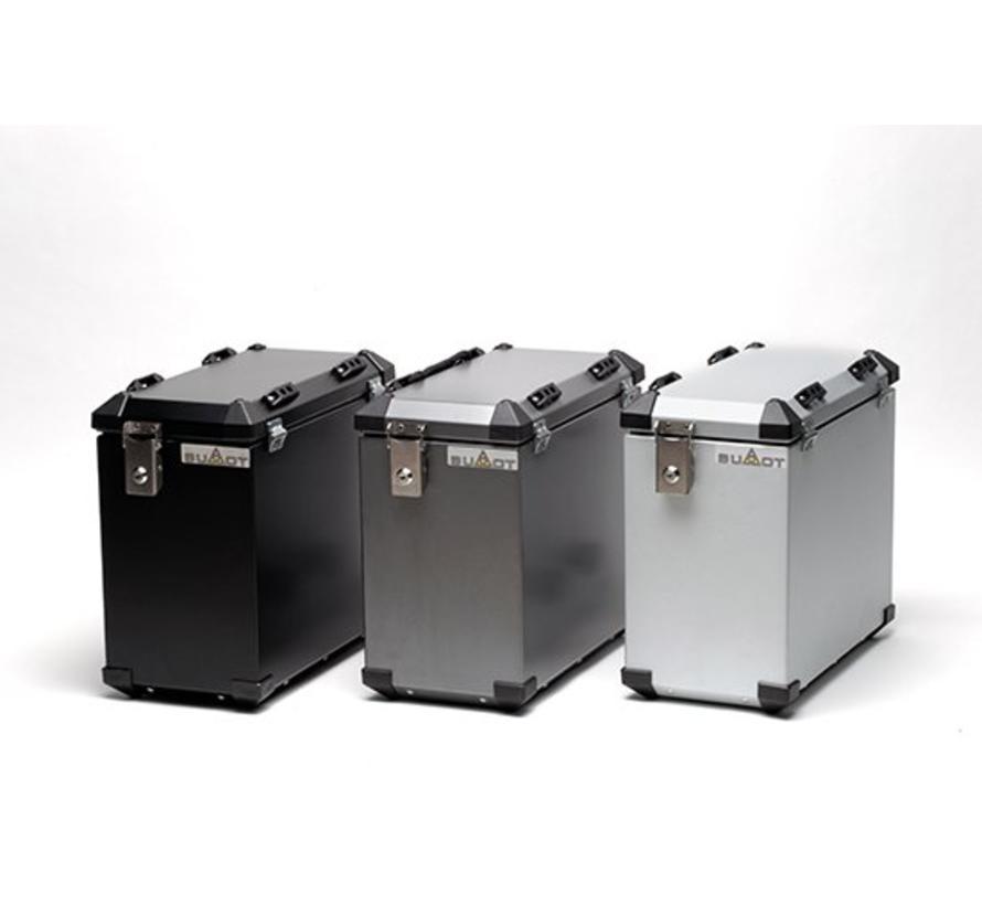 Zijkoffersysteem voor de R1150GS/GSA