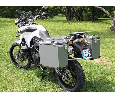 BUMOT Panniersystem for the F800GS 40Liter