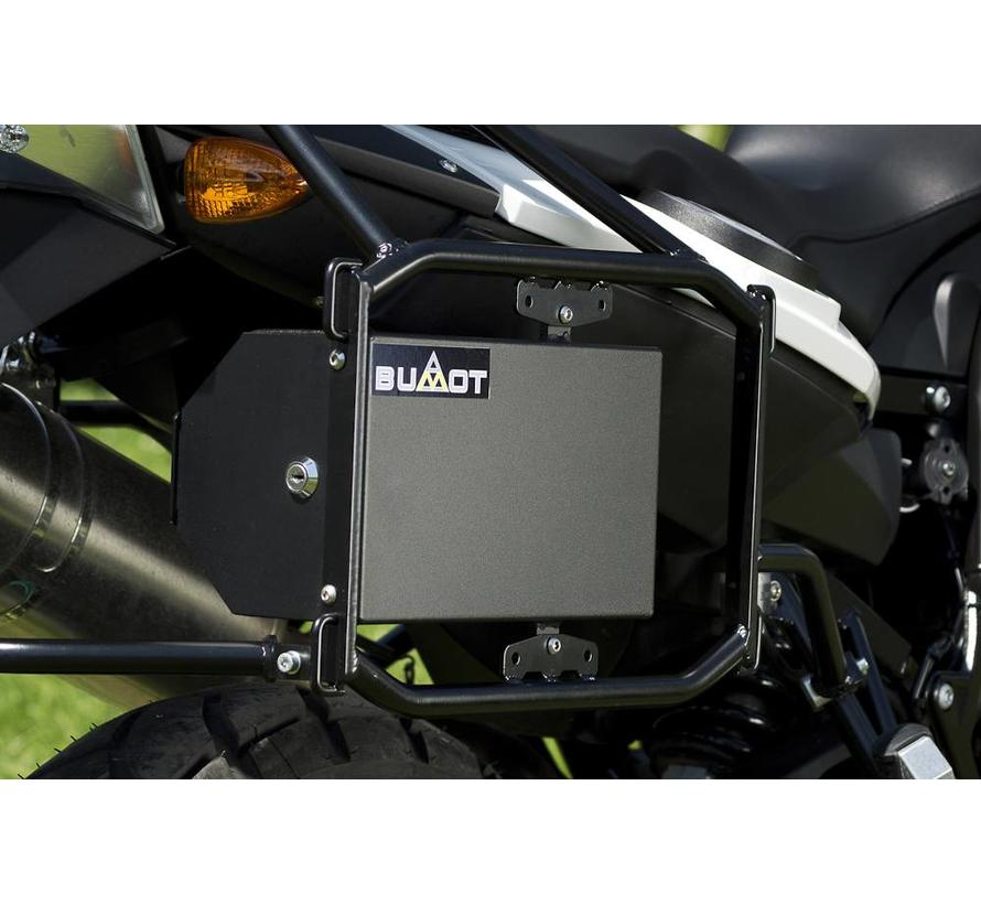 Panniersystem for the F800GS 40Liter