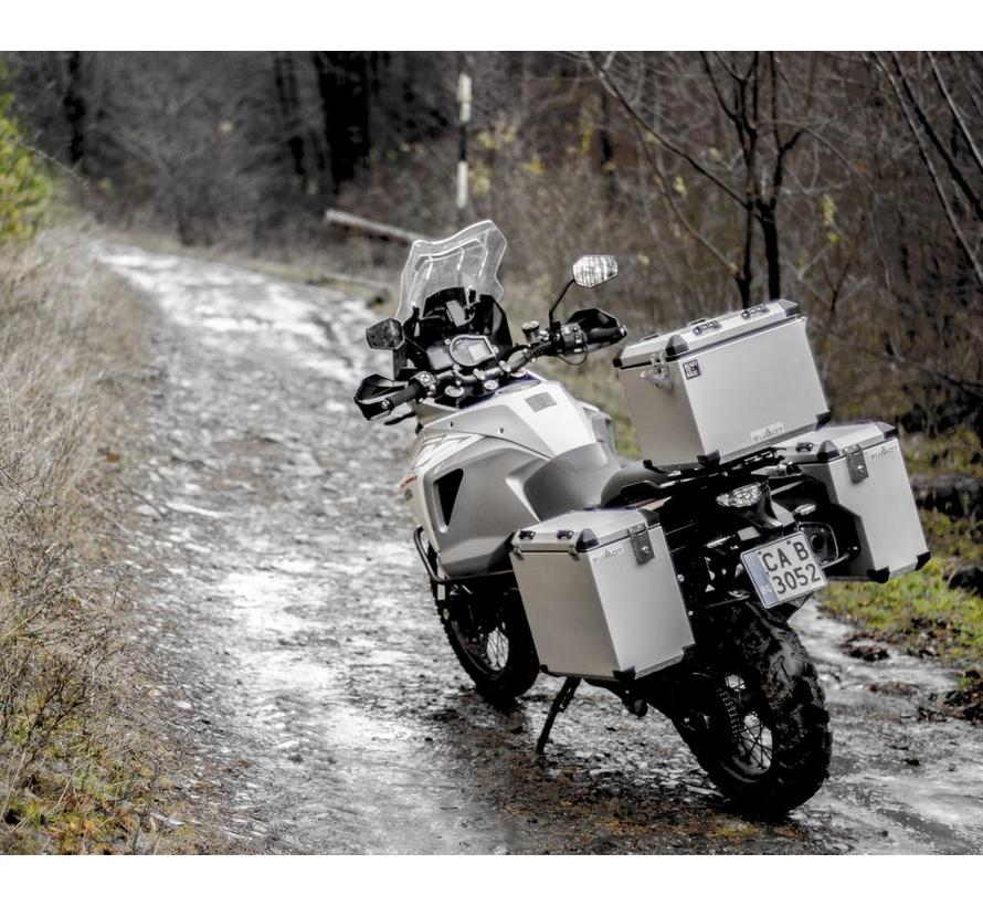 Panniersystem for the 1050/1090/1190/1290 Super Adventure S/R/T