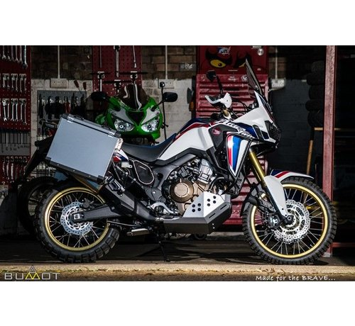 BUMOT Panniersystem for the CRF1000L Africa Twin 2016-2017