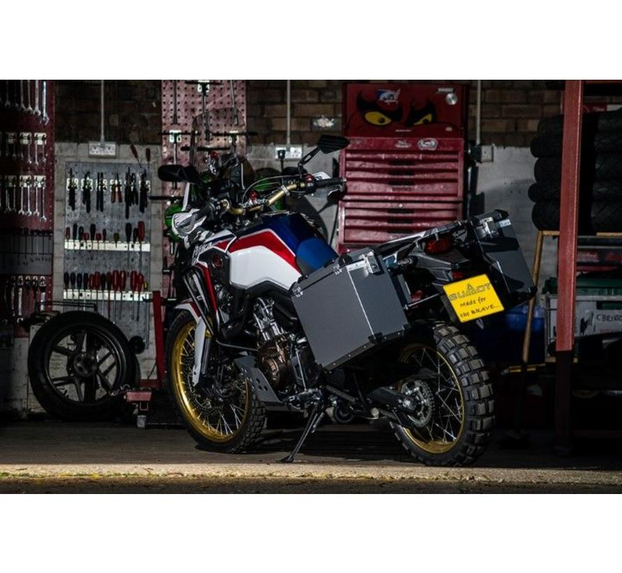 Panniersystem for the CRF1000L Africa Twin 2016-2017