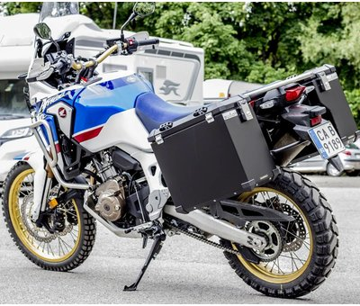 BUMOT Zijkoffersysteem voor de CRF1000L Africa Twin Adventure Sports + Standard 2018