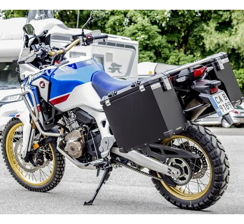 BUMOT Panniersystem for the CRF1000L Africa Twin Adventure Sports + Standard 2018