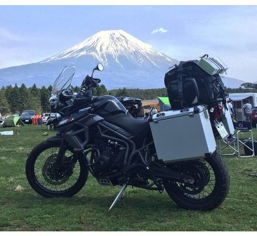 BUMOT Panniersystem for the Tiger 800