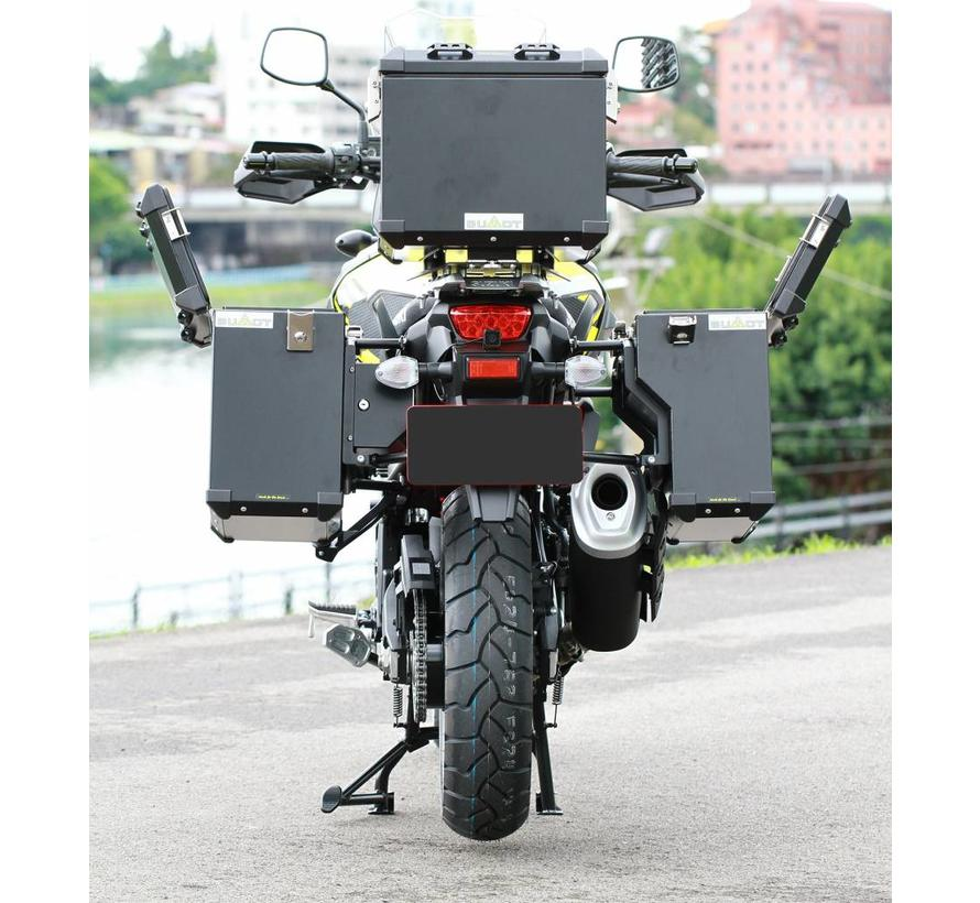 Panniersystem for the DL 1000 - V-Strom 2014-