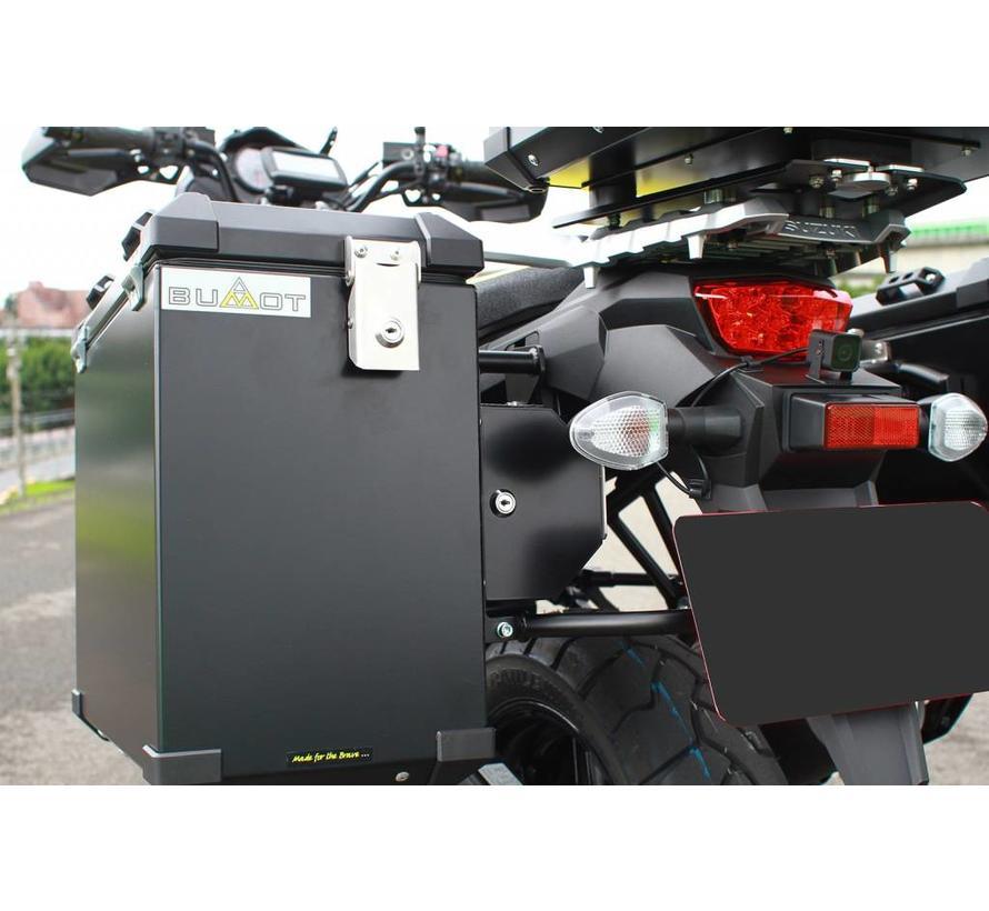 Zijkoffersysteem voor de DL 1000 - V-Strom 2014-