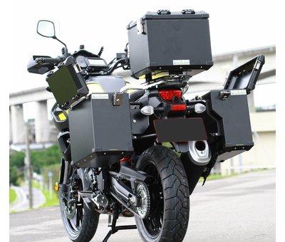 BUMOT Panniersystem for the DL 1000 - V-Strom 2014-