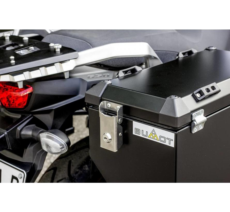 Panniersystem for the DL 650 - V-Strom 2017-