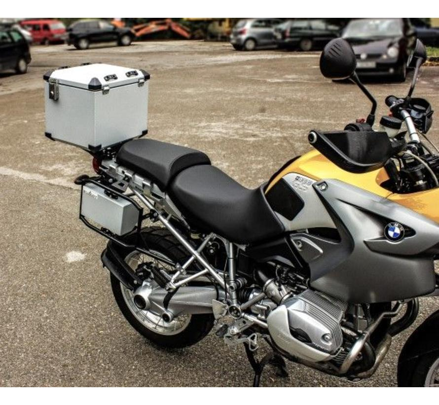 BUMOT Topcase R1200GS/GSA  + mounting plate fitting your model