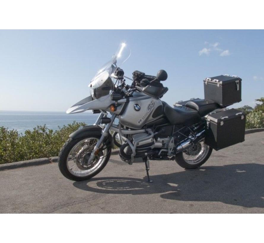 BUMOT Topcase R1150GS  + mounting plate fitting your model