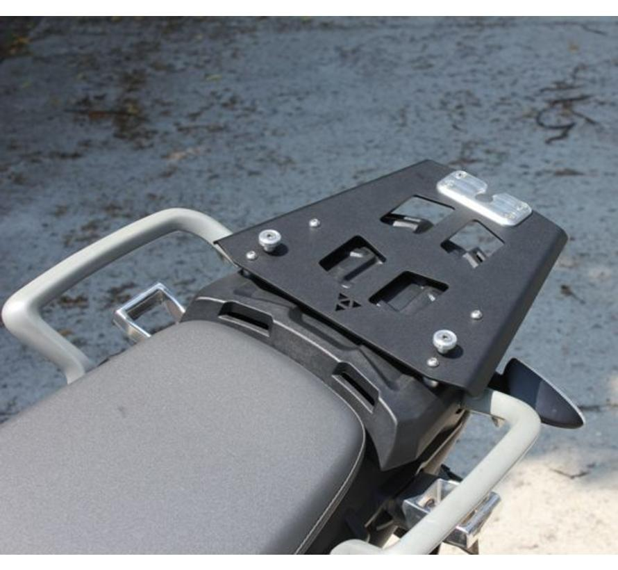 BUMOT Topcase Tiger 1200 Explorer  + mounting plate fitting your model