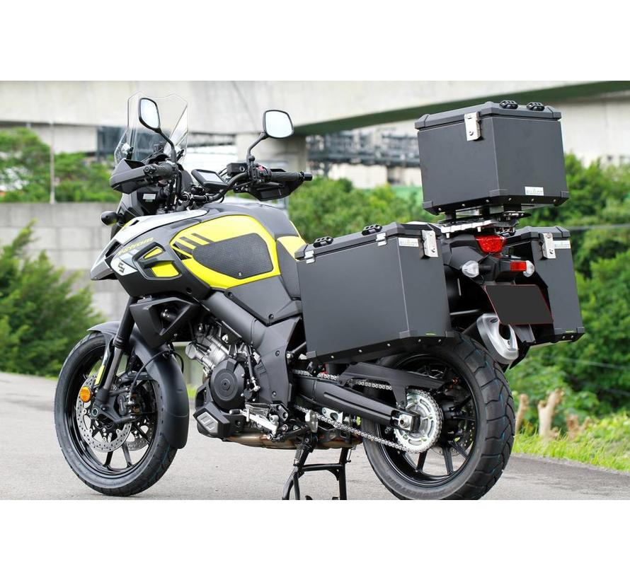 BUMOT Topcase DL1000 V-Strom 2014+  + mounting plate fitting your model