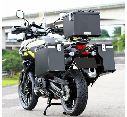 BUMOT BUMOT Topcase DL1000 V-Strom 2014+  + mounting plate fitting your model