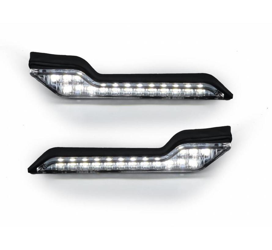 BarkBusters LED lights WHITE - Set of 2
