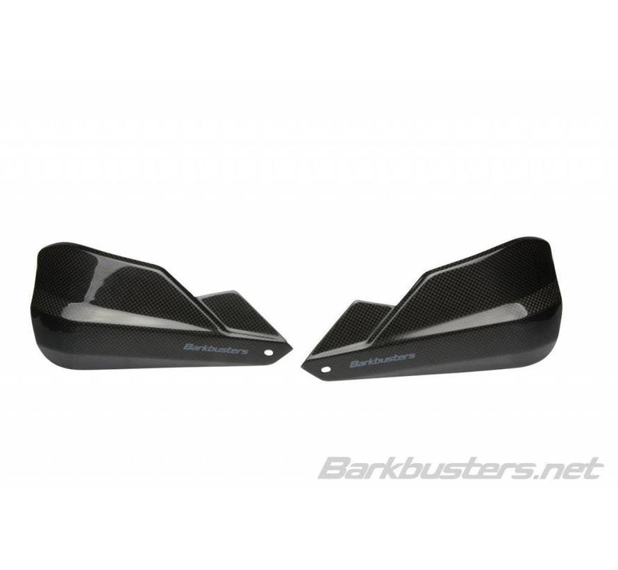 BarkBusters CARBON Handbescherming - Carbon Fibre