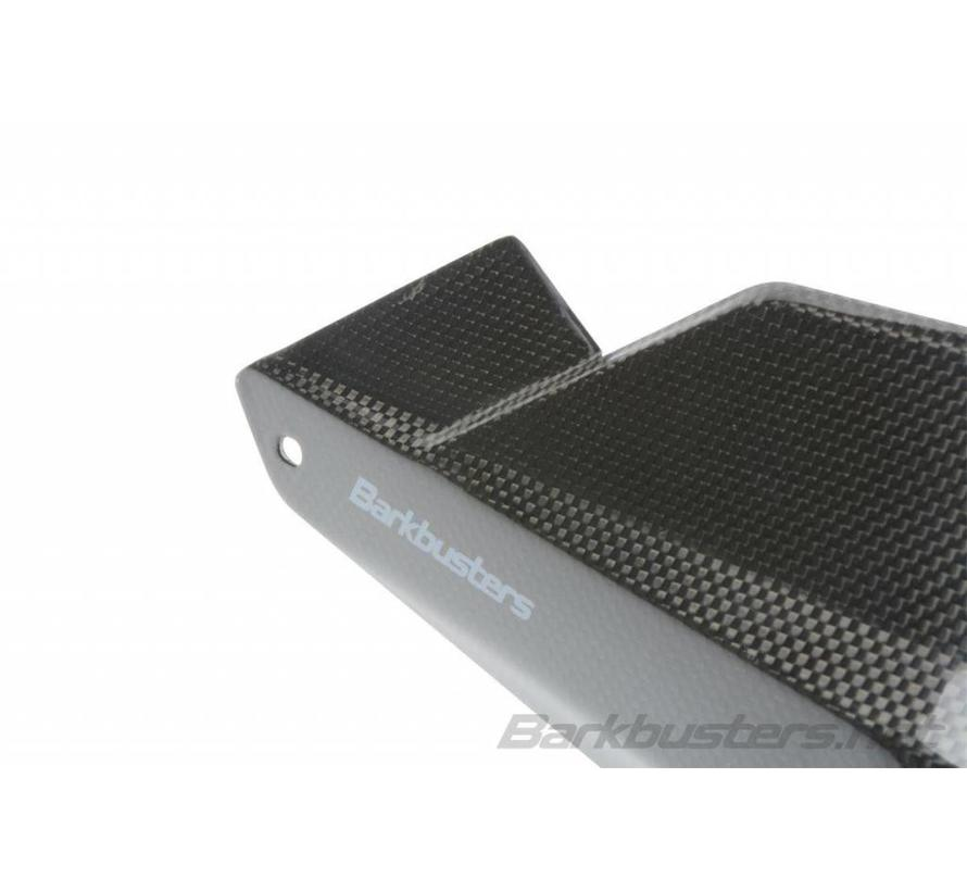 BarkBusters CARBON Handguards - Carbon Fibre