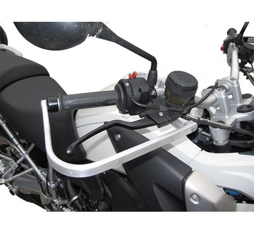BarkBusters BarkBusters Handbescherming voor R1200, F650, F800, Tiger Sport 1050 & Stelvio 1200