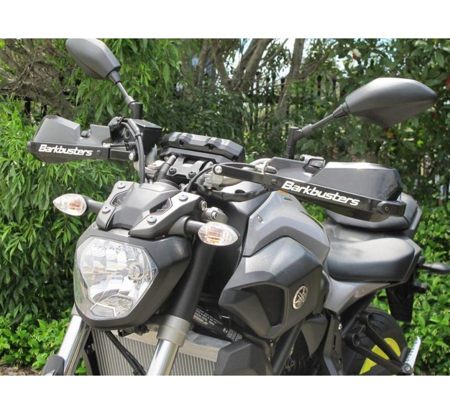 BarkBusters Handbescherming voor Yamaha MT-07