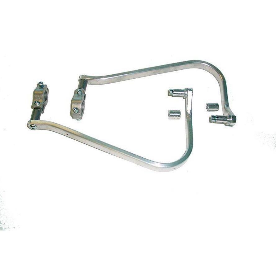BarkBusters Universal handguards for 22mm handlebars (NON TAPERED)
