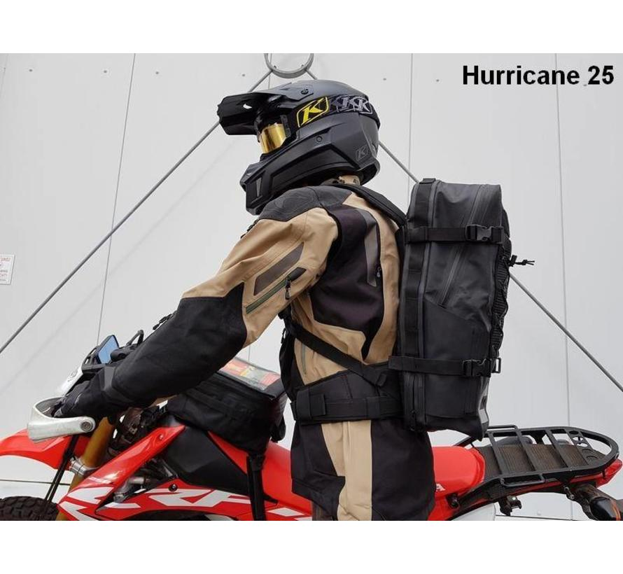Enduristan Hurricane rucksack - Available in 15liters and 25liters