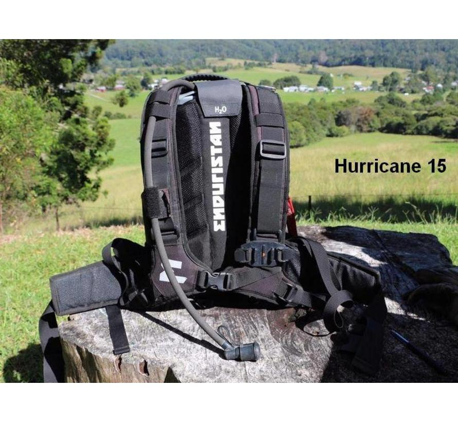 Enduristan Hurricane rugzak - Verkrijgbaar in 15liter en 25liter